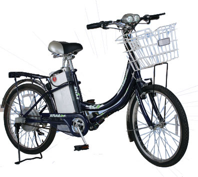 d36a0609fd4 Atlas Eco from Atlas, upto 45 Km / charge range, 36V Electric Bicycle  Available In India - EVFuture
